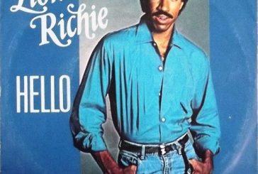 آکورد آهنگ Hello از Lionel Richie
