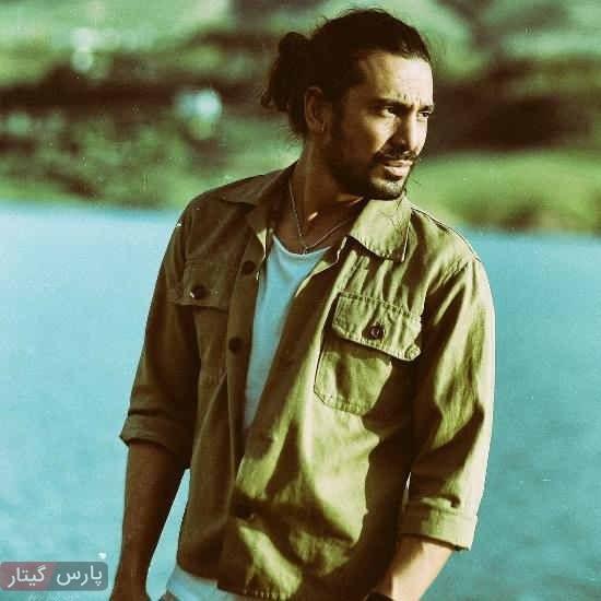 آکورد آهنگ عشق تو از امیر عباس گلاب