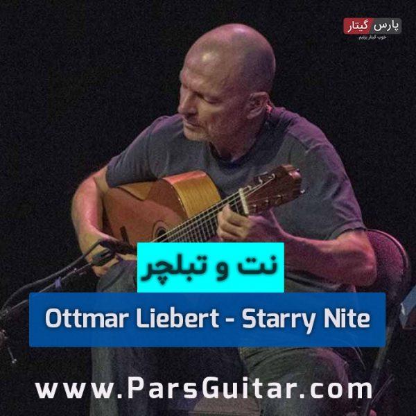 starry nite- ottmar liebert